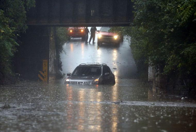 Charlottesville flooding